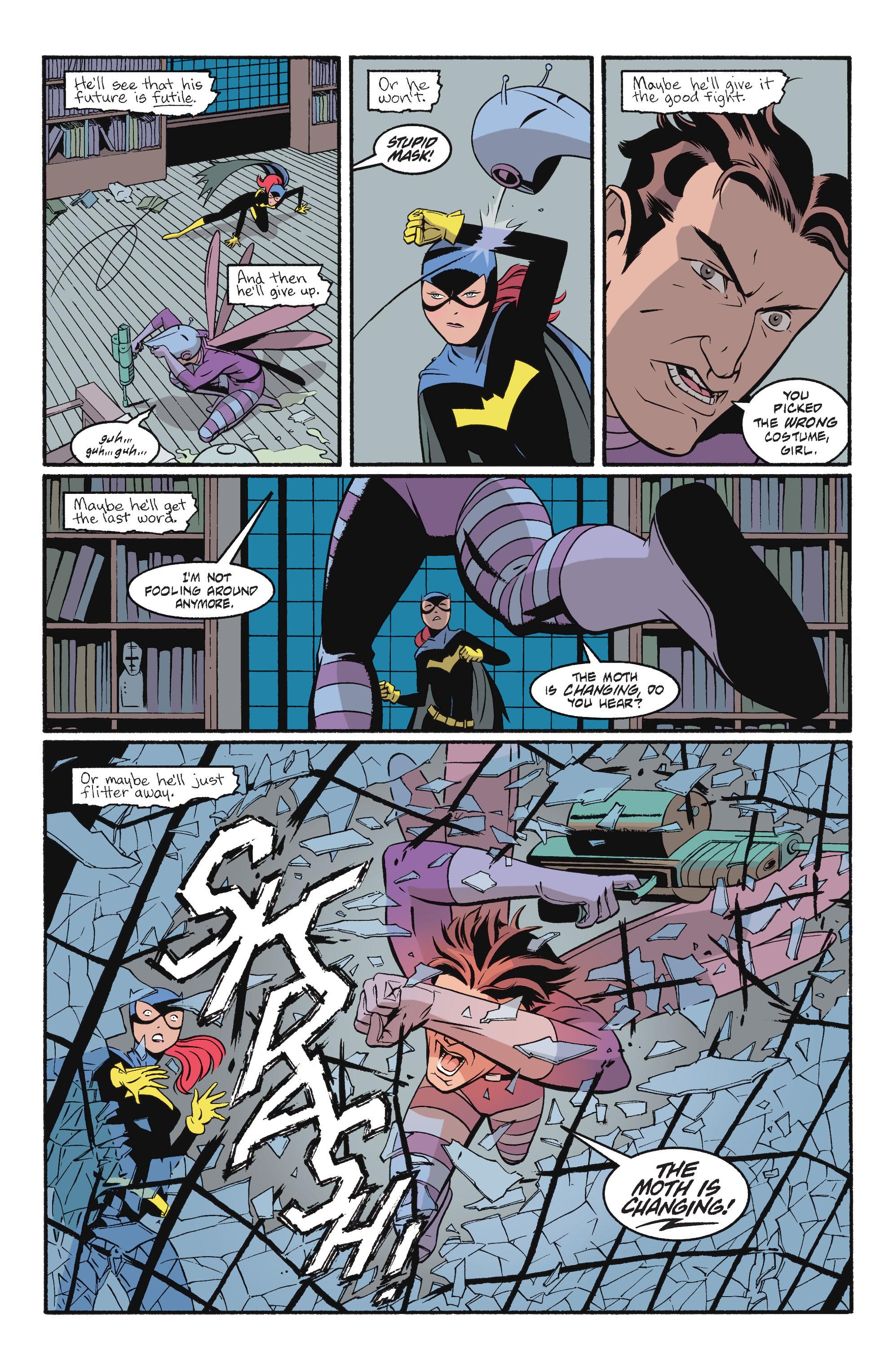 Read online Batgirl/Robin: Year One comic -  Issue # TPB 2 - 34