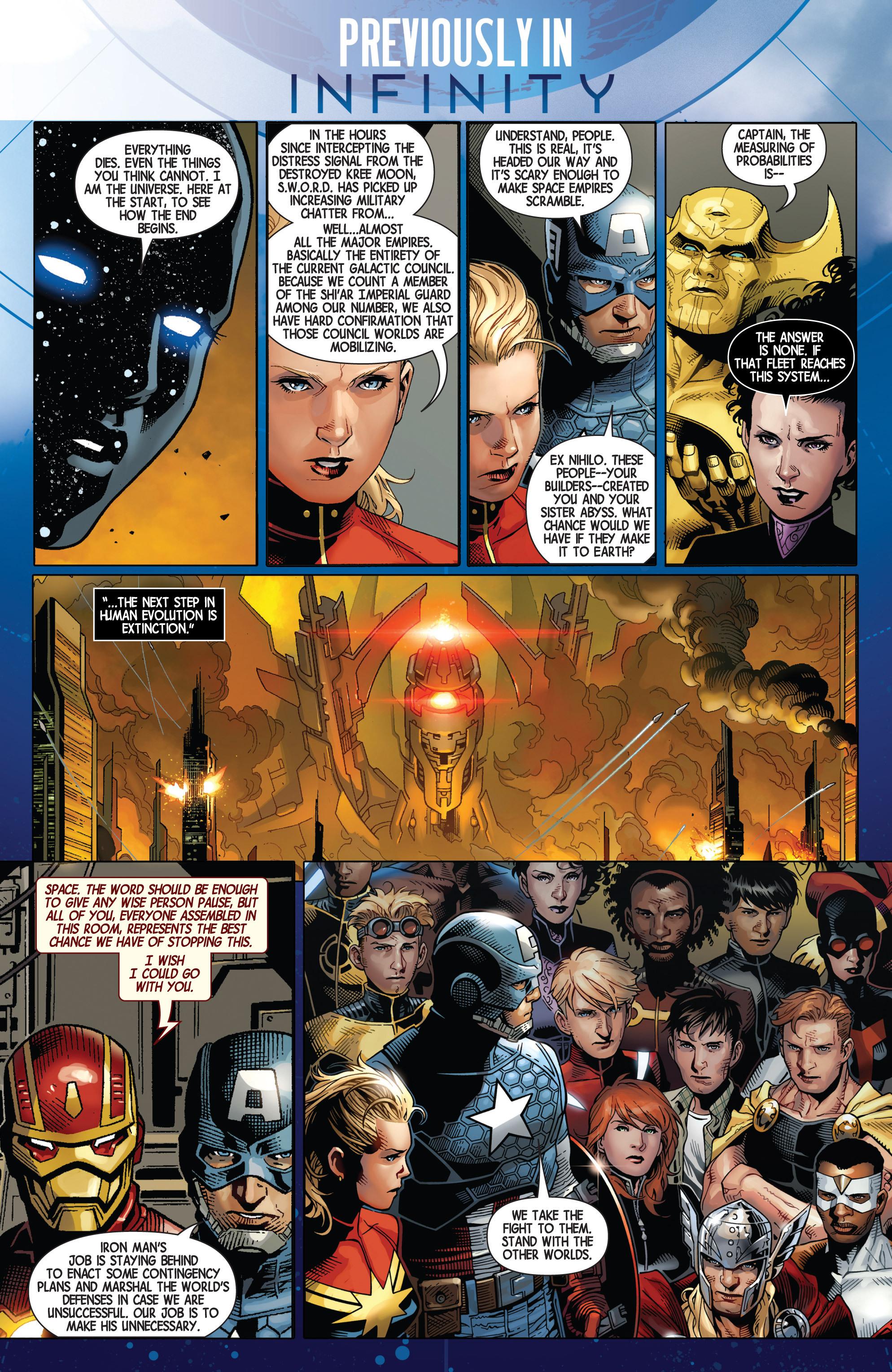 Read online Avengers (2013) comic -  Issue #Avengers (2013) _TPB 4 - 4