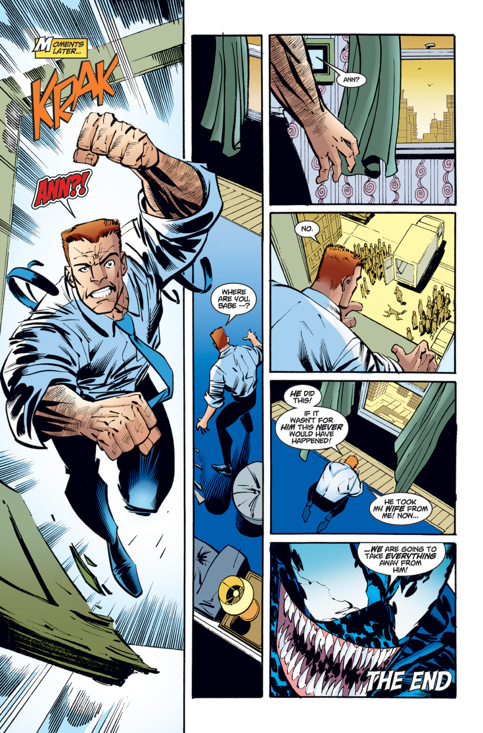 The Amazing Spider-Man (1999) 19 Page 22
