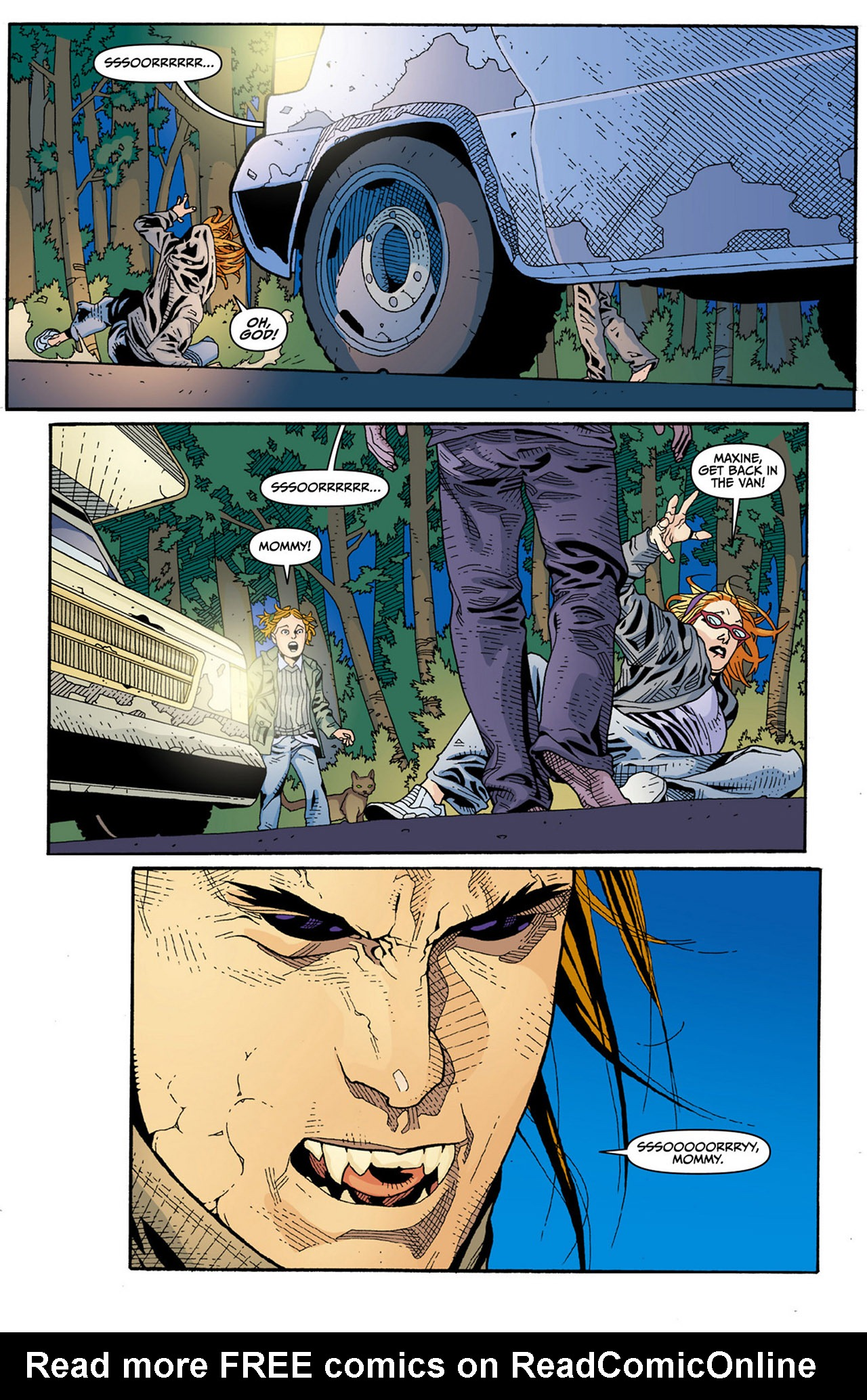 Read online Animal Man (2011) comic -  Issue #13 - 15