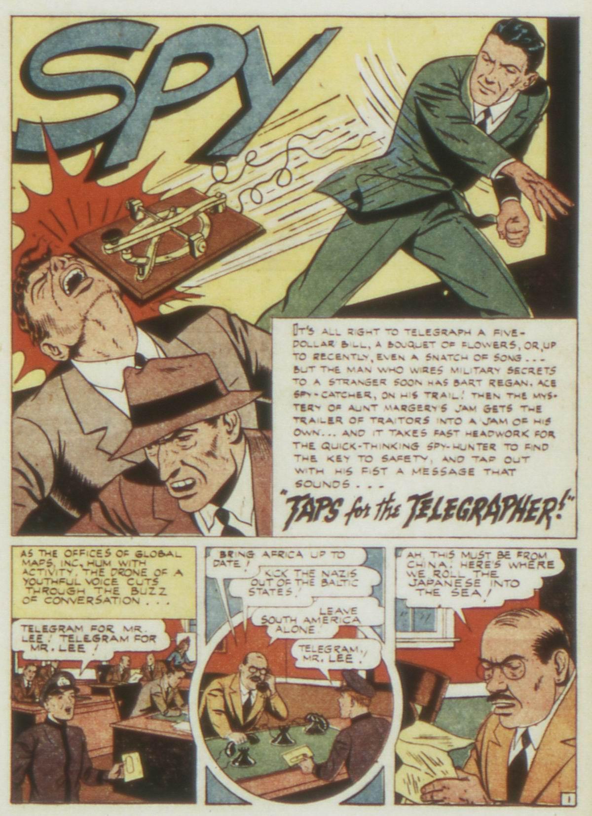 Read online Detective Comics (1937) comic -  Issue #77 - 33