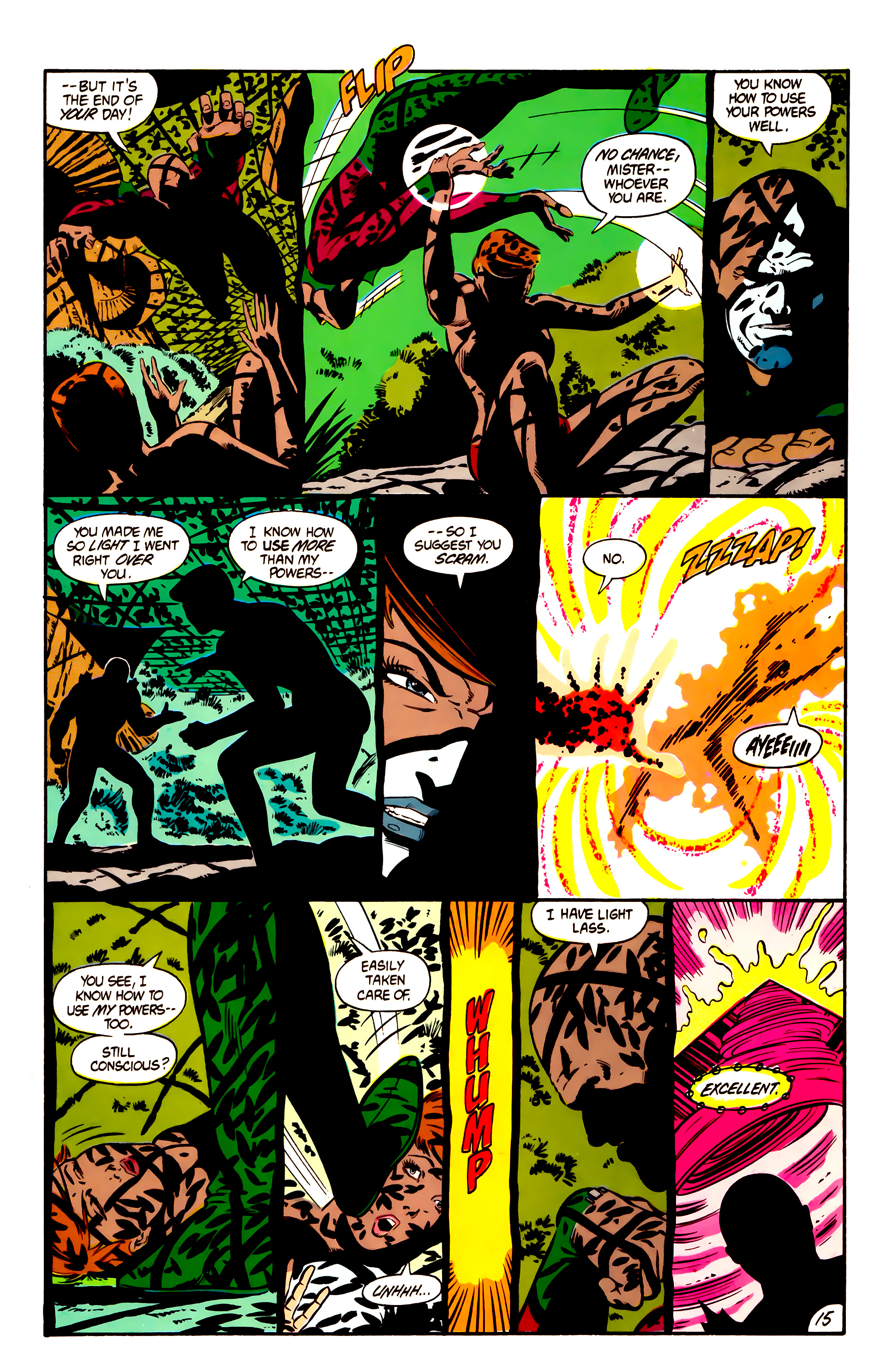 Legion of Super-Heroes (1984) 1 Page 16