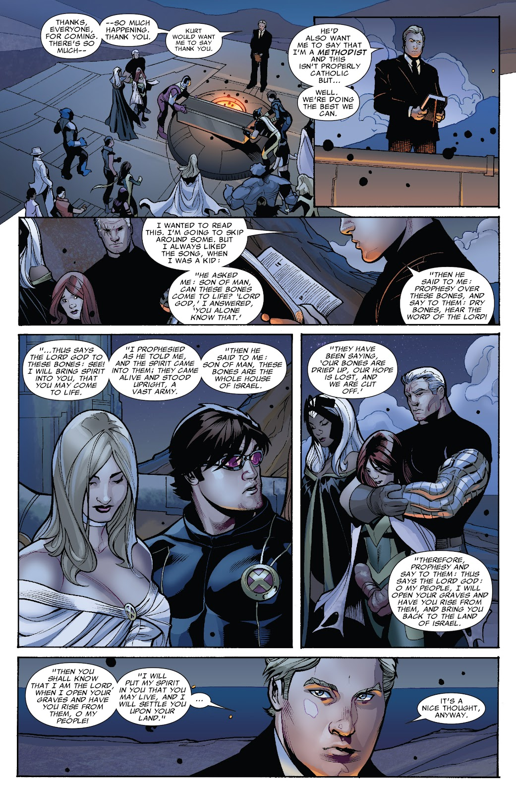 Read online X-Men: Second Coming comic -  Issue # _TPB (Part 2) - 56
