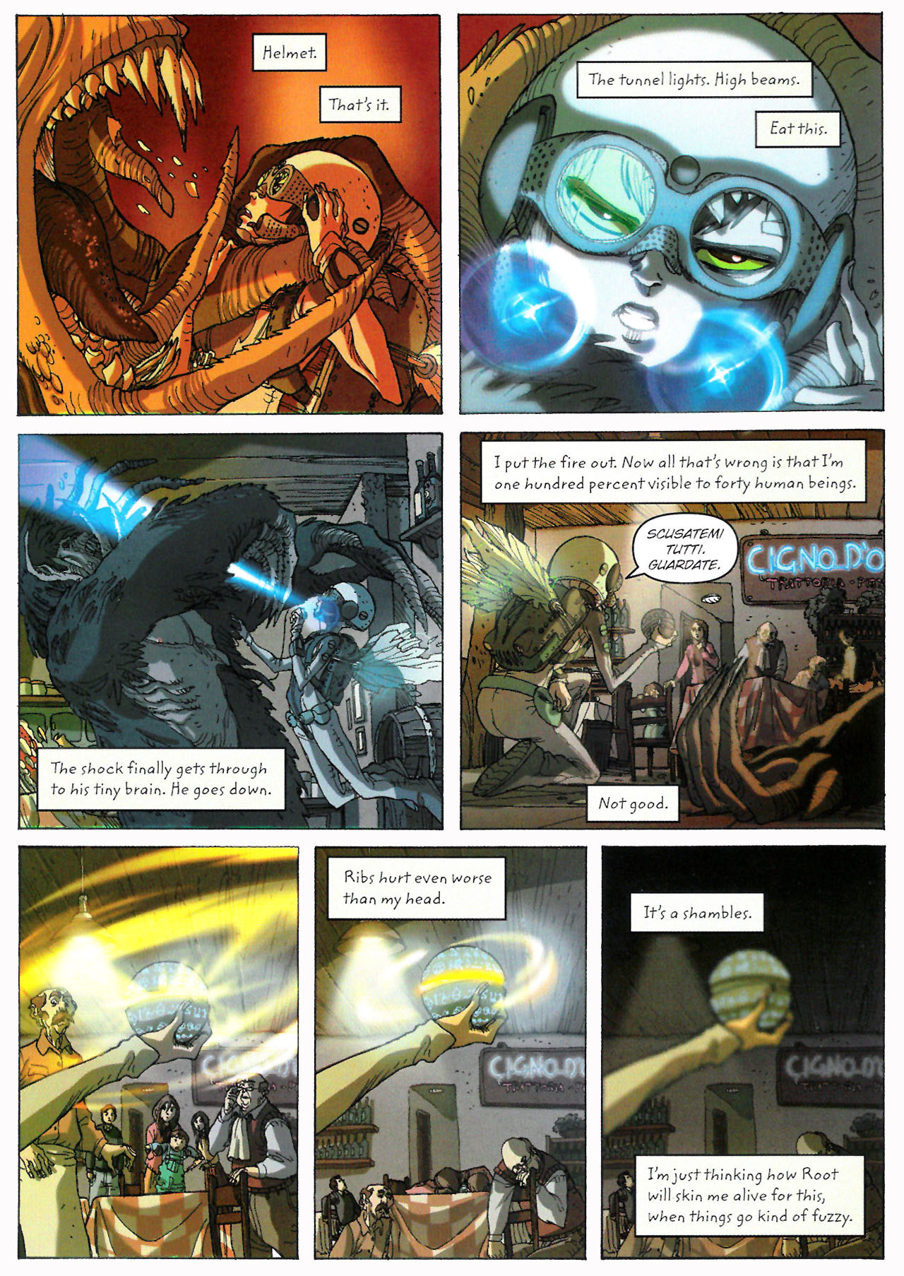 Read online Artemis Fowl: The Graphic Novel comic -  Issue #Artemis Fowl: The Graphic Novel Full - 29