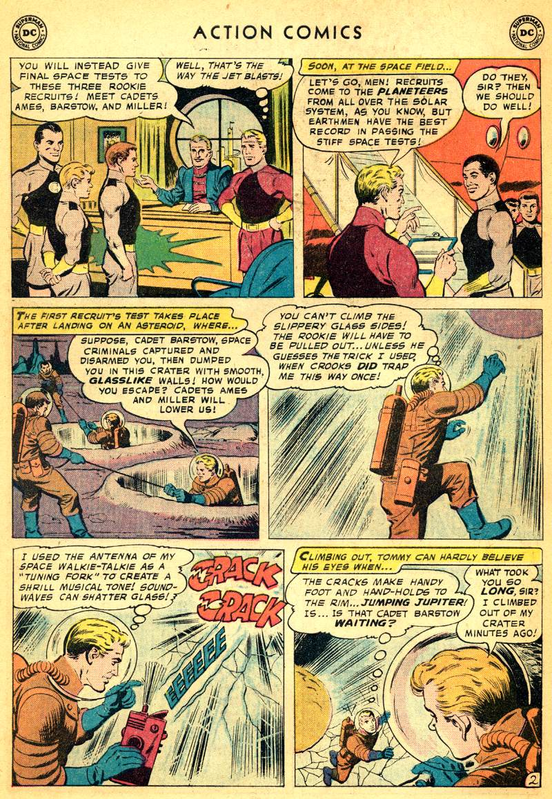 Read online Action Comics (1938) comic -  Issue #244 - 28