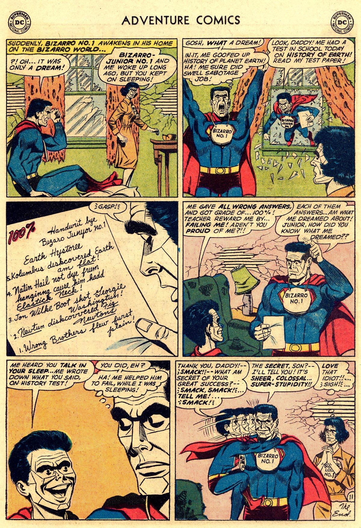 Read online Adventure Comics (1938) comic -  Issue #297 - 31