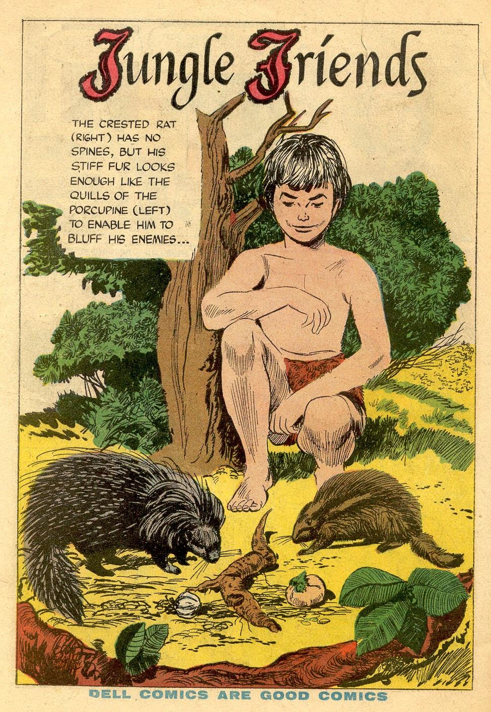 Tarzan (1948) issue 62 - Page 35