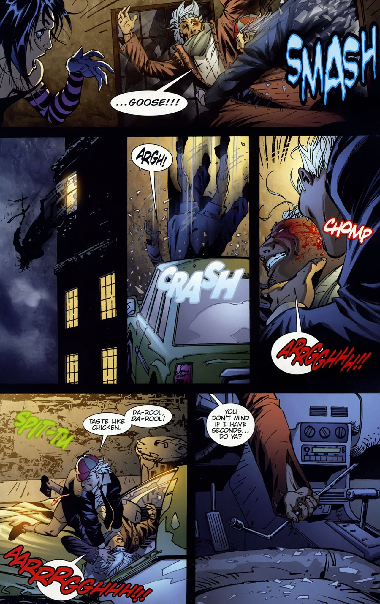Read online Dead Romeo comic -  Issue #2 - 10