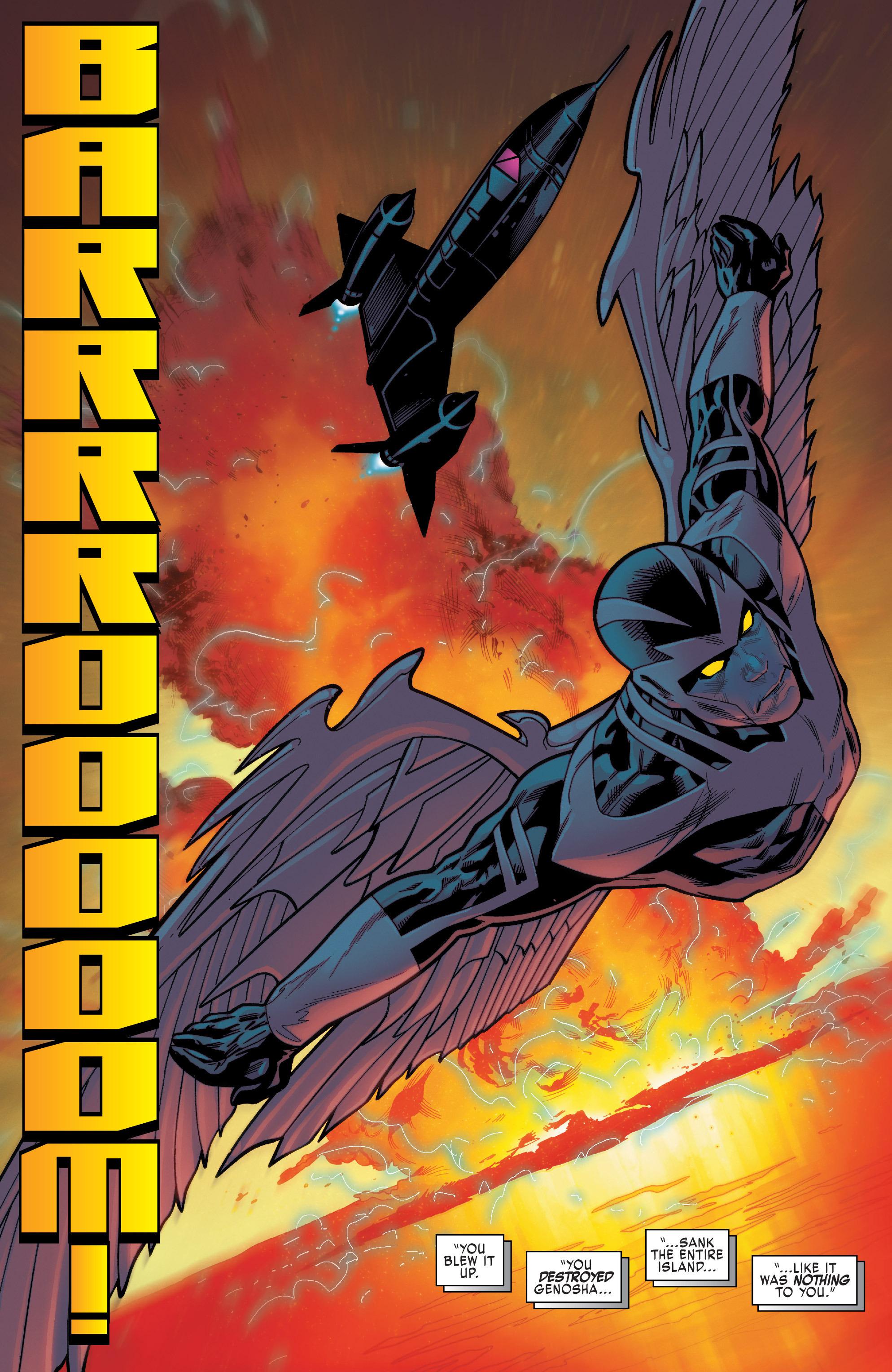 Read online Uncanny X-Men (2016) comic -  Issue #5 - 11