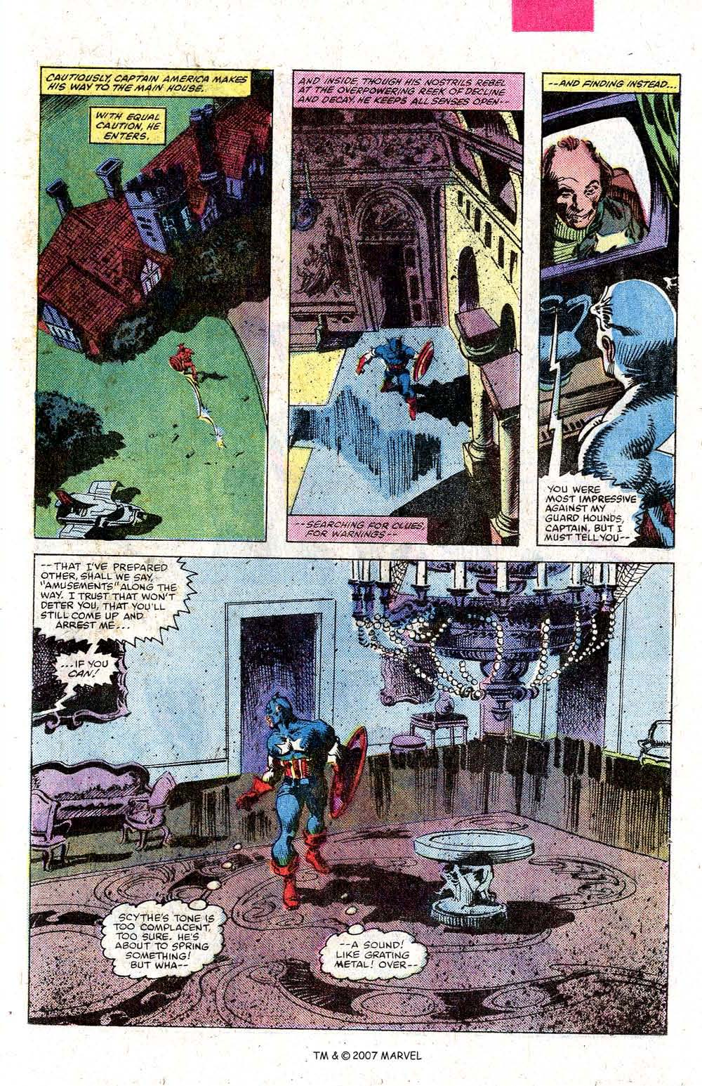 Read online Captain America (1968) comic -  Issue # _Annual 5 - 41