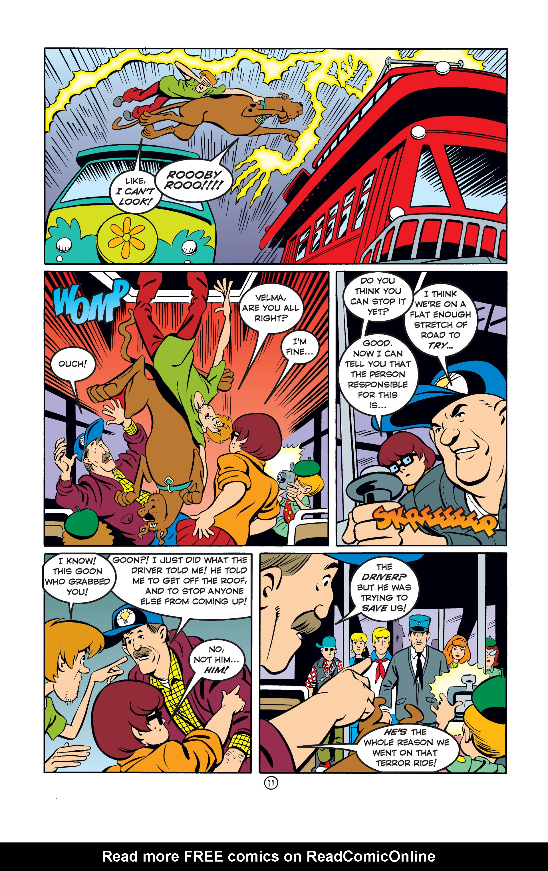 Read online Scooby-Doo (1997) comic -  Issue #41 - 12