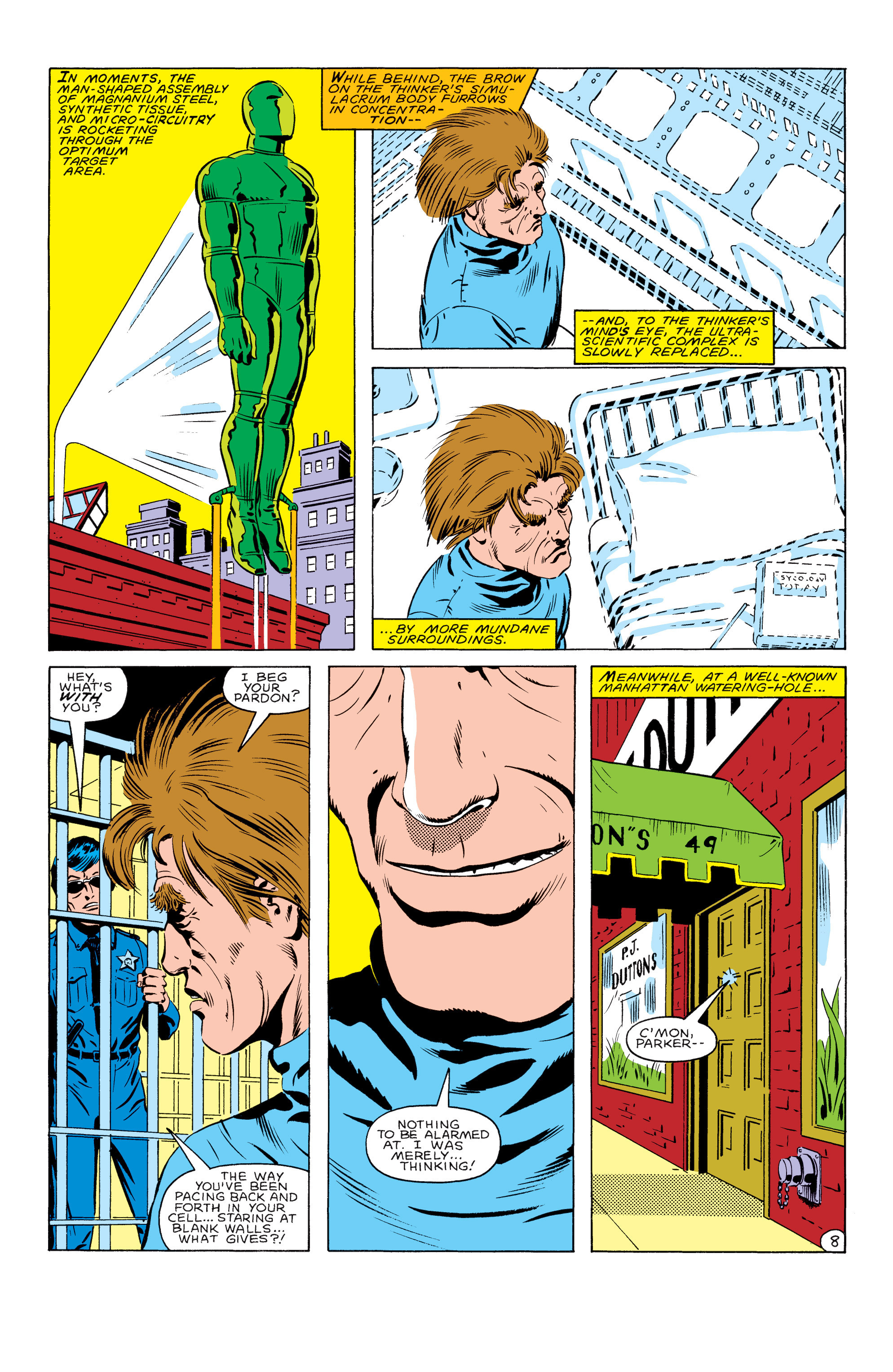The Amazing Spider-Man (1963) 242 Page 8
