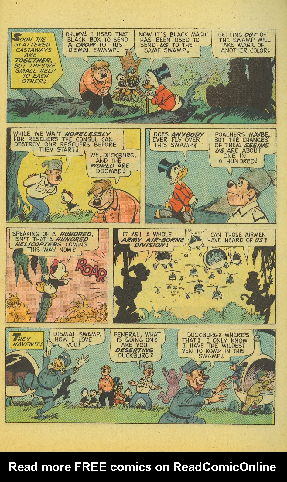 Read online Uncle Scrooge (1953) comic -  Issue #123 - 27