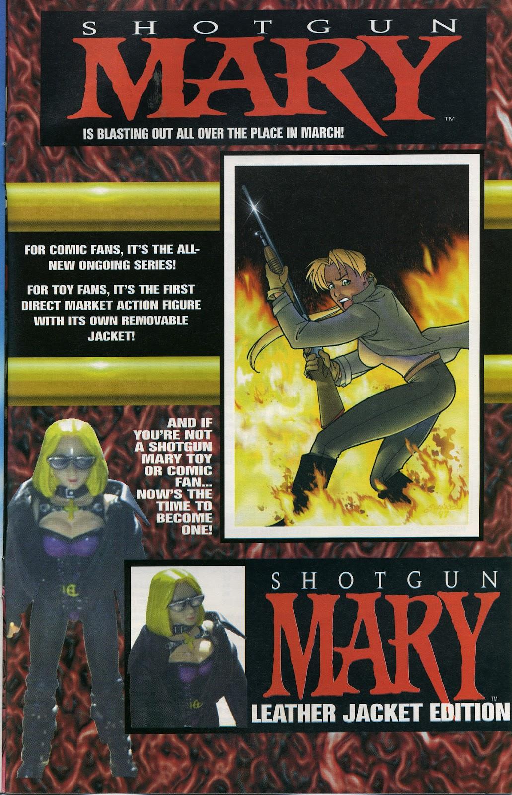 Warrior Nun Areala (1997) Issue #4 #4 - English 25