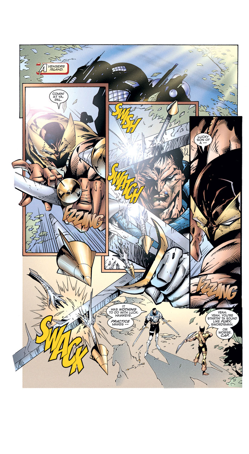 Read online Avengers (1996) comic -  Issue #2 - 6