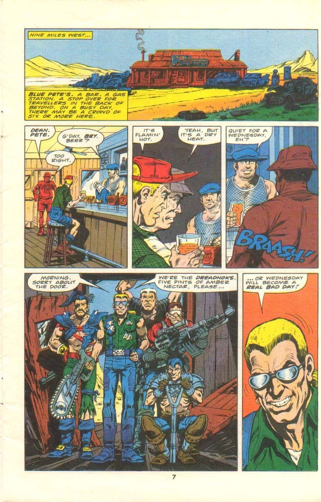 G.I. Joe European Missions issue 11 - Page 6