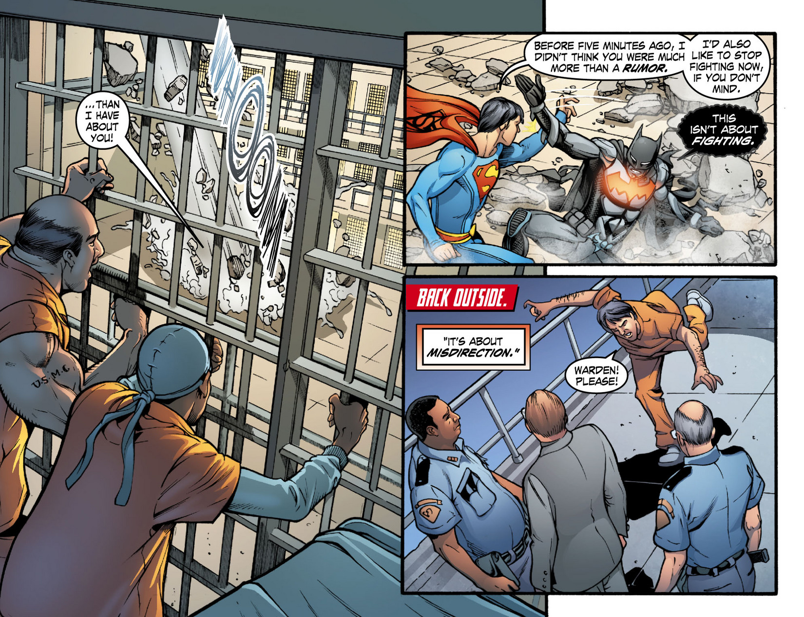 Read online Smallville: Season 11 comic -  Issue #16 - 14