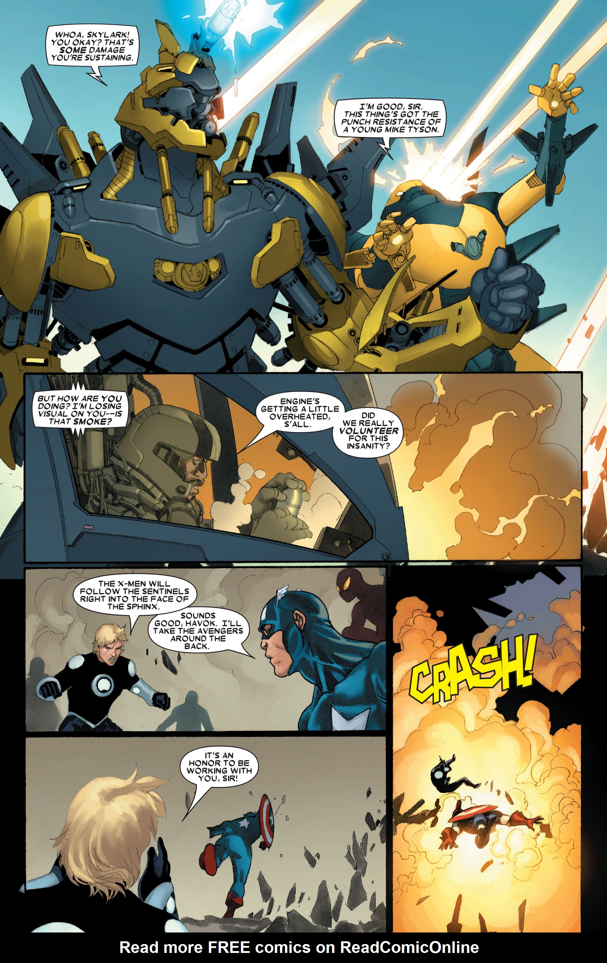 X-Men (1991) 186 Page 7