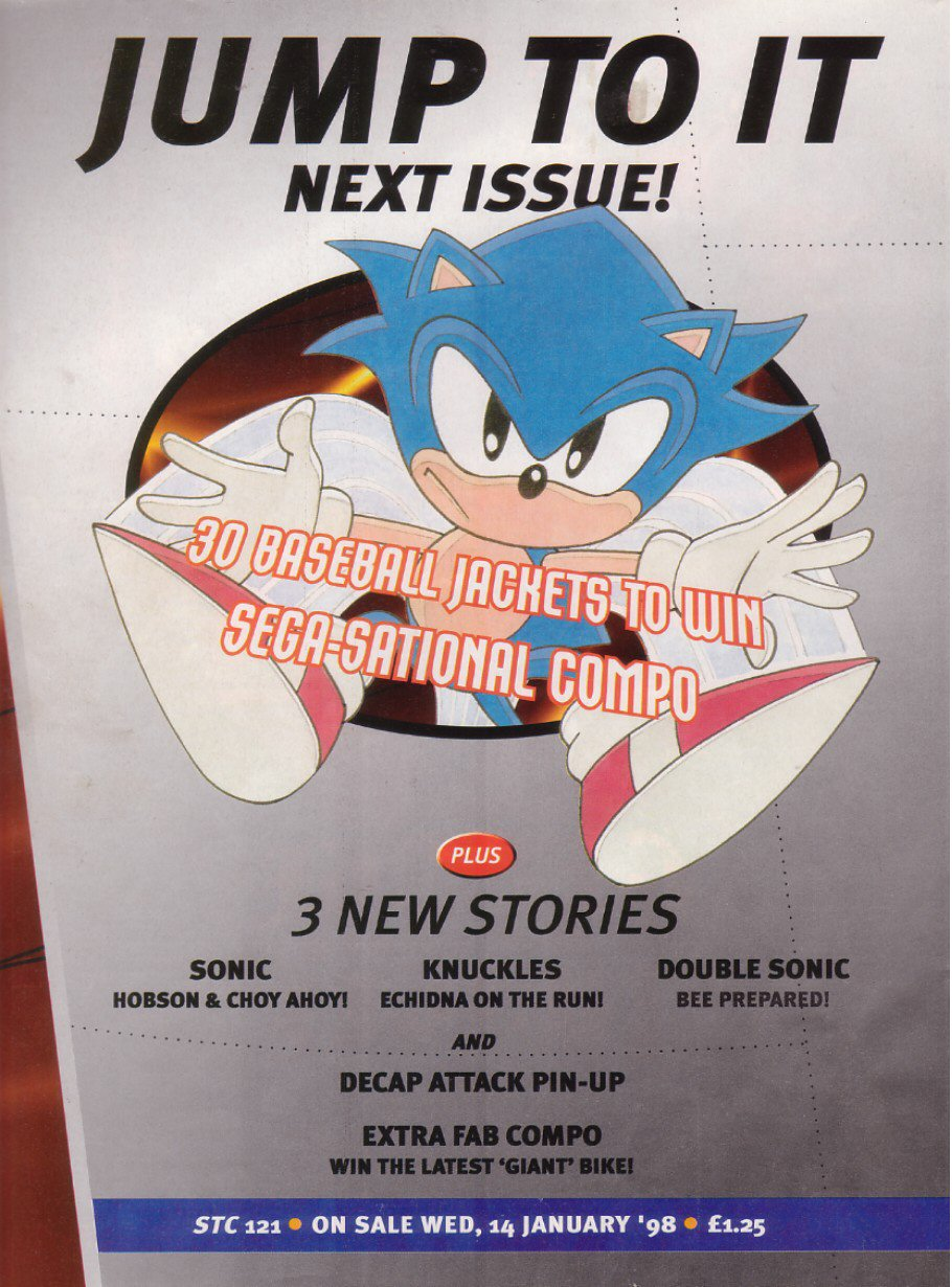 Read online Sonic the Comic comic -  Issue #120 - 28