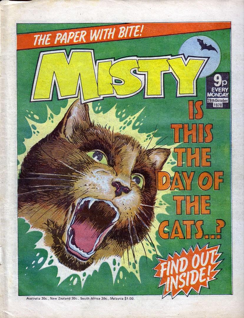 Misty (1978) 39 Page 1