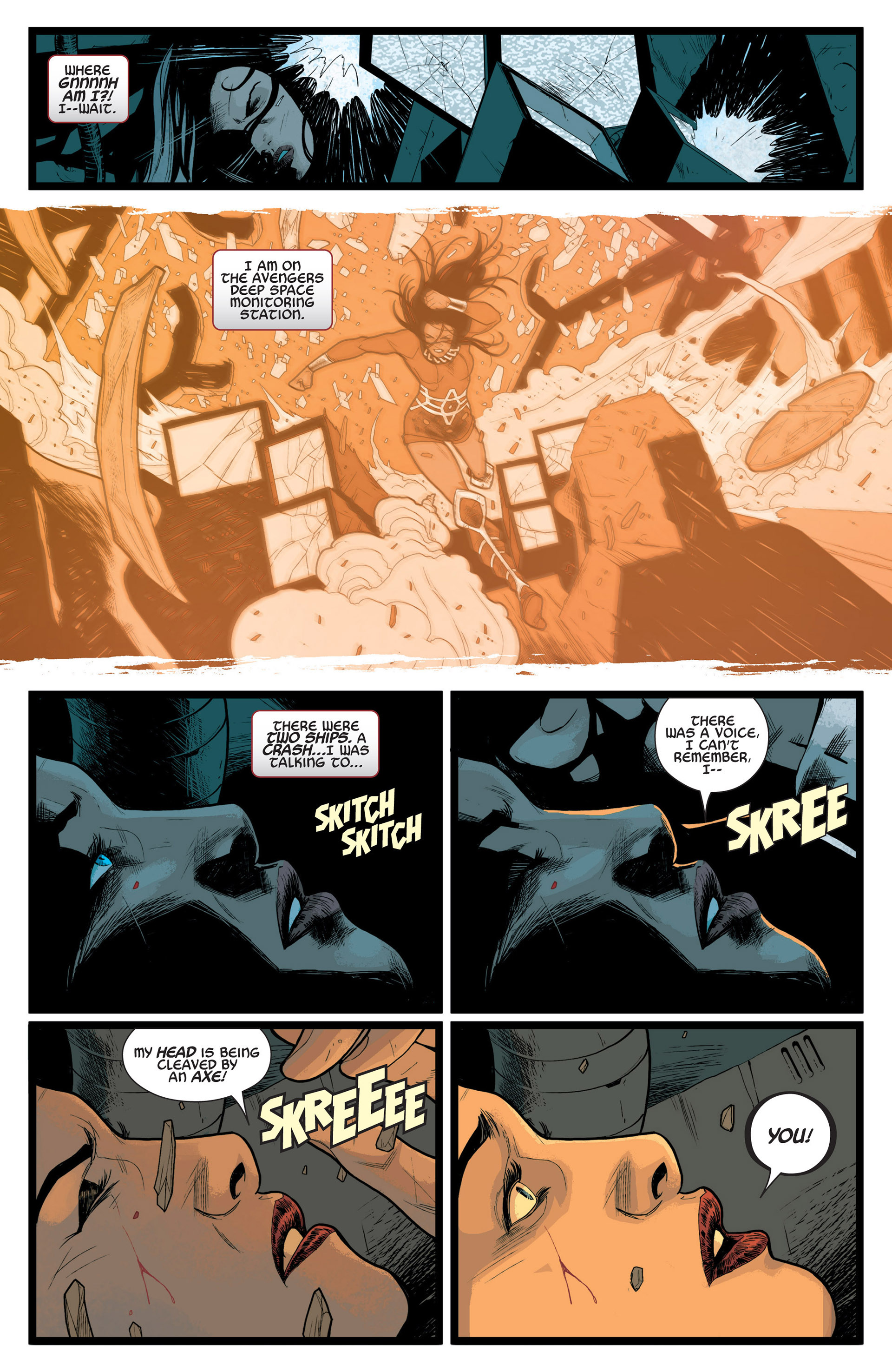 Read online Journey into Mystery (2011) comic -  Issue #653 - 5