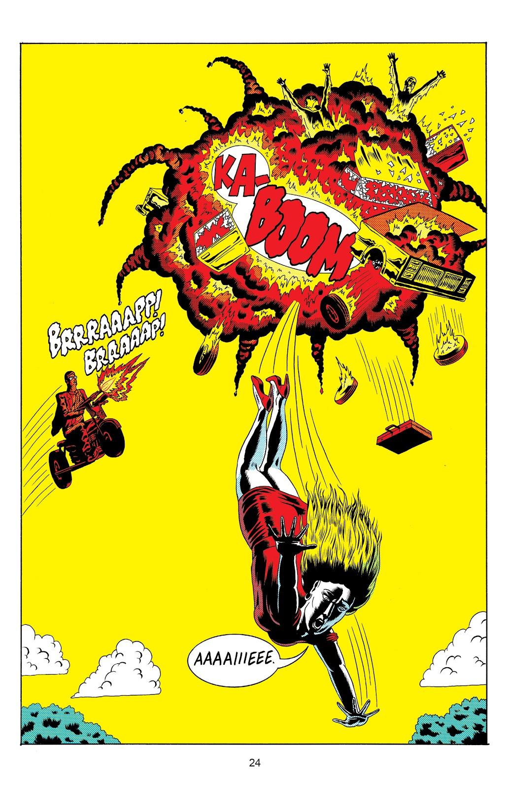 Read online Terror Assaulter: O.M.W.O.T (One Man War On Terror) comic -  Issue # TPB - 25