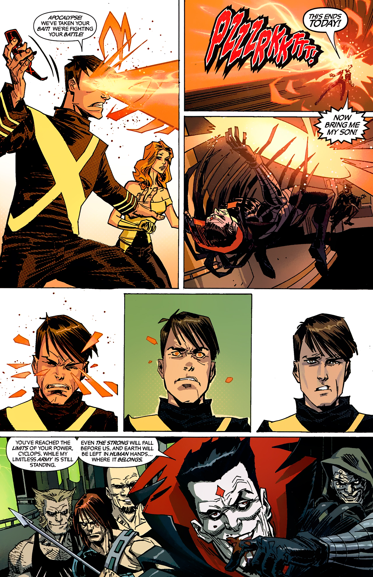 Read online X-Factor Forever comic -  Issue #4 - 17