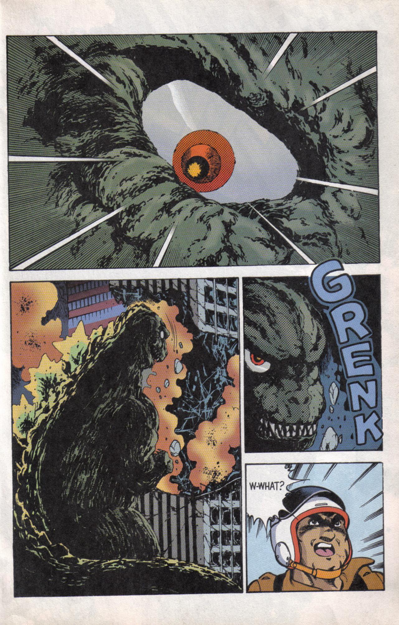 Read online Dark Horse Classics: Terror of Godzilla comic -  Issue #5 - 10