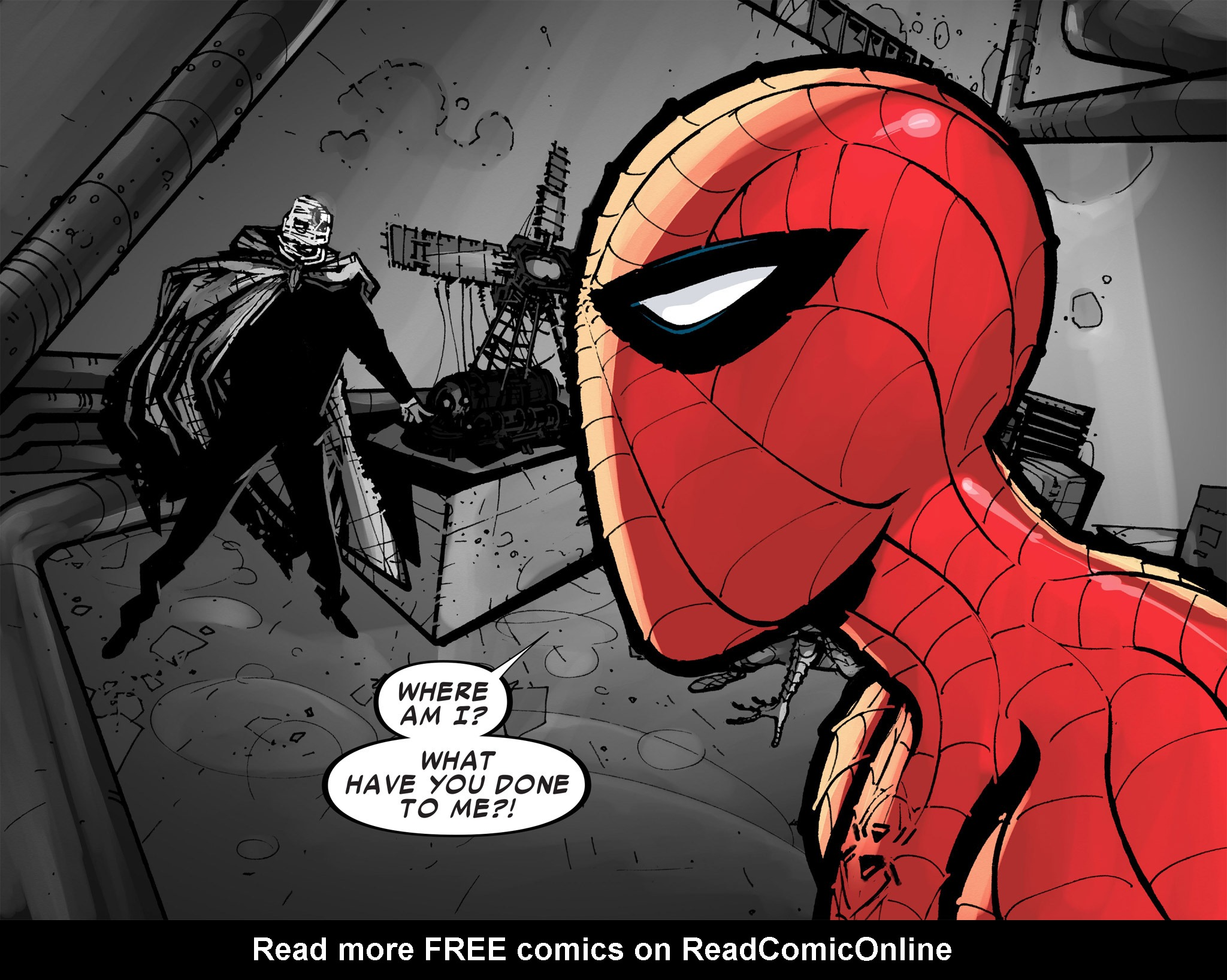 Read online Amazing Spider-Man: Who Am I? comic -  Issue # Full (Part 2) - 237