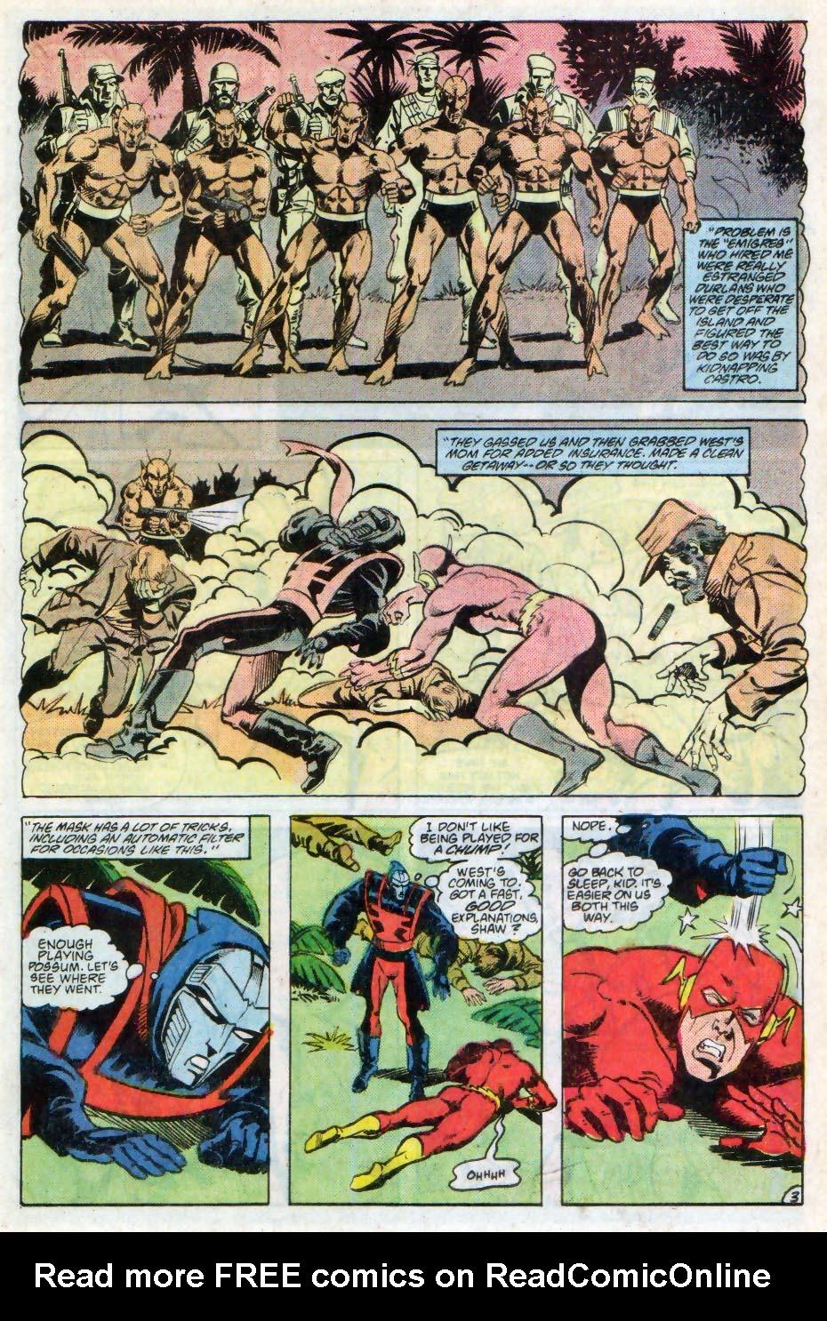 Manhunter (1988) issue 9 - Page 4