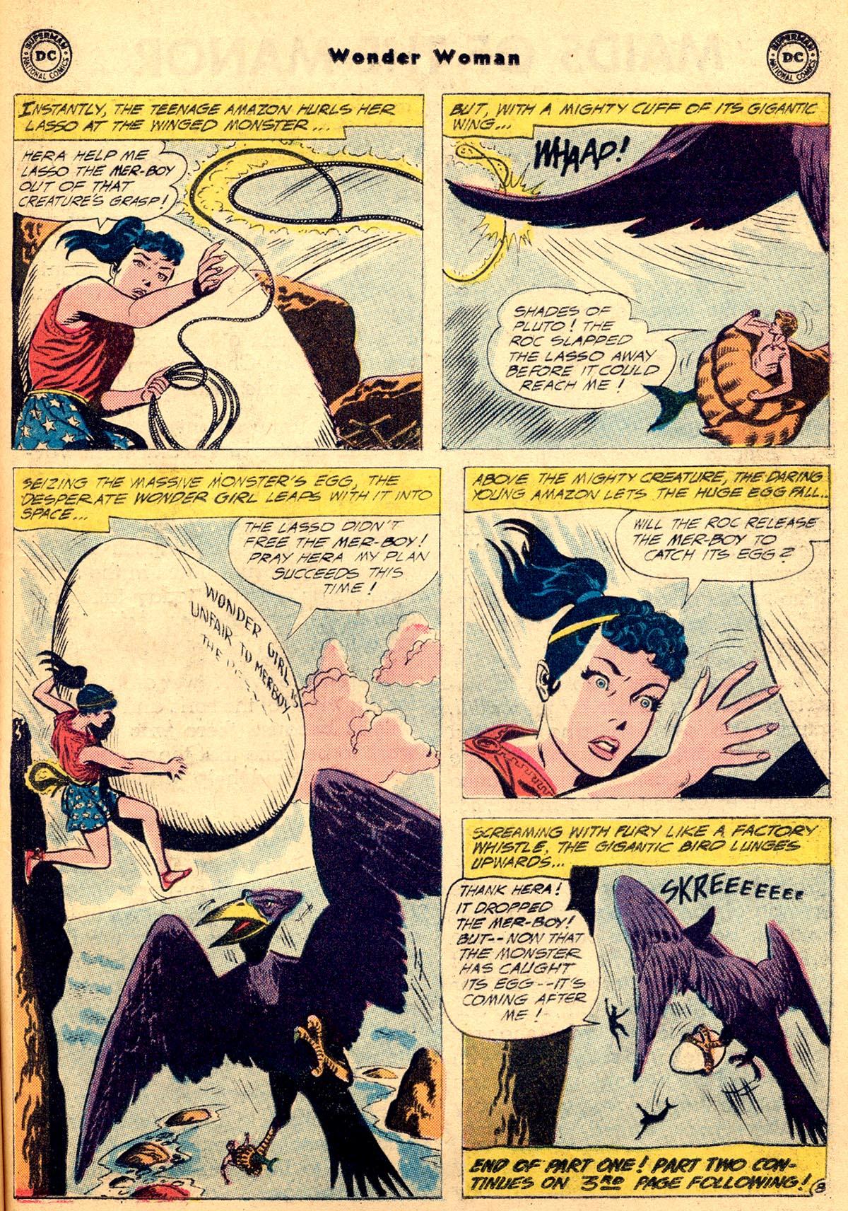 Read online Wonder Woman (1942) comic -  Issue #115 - 25