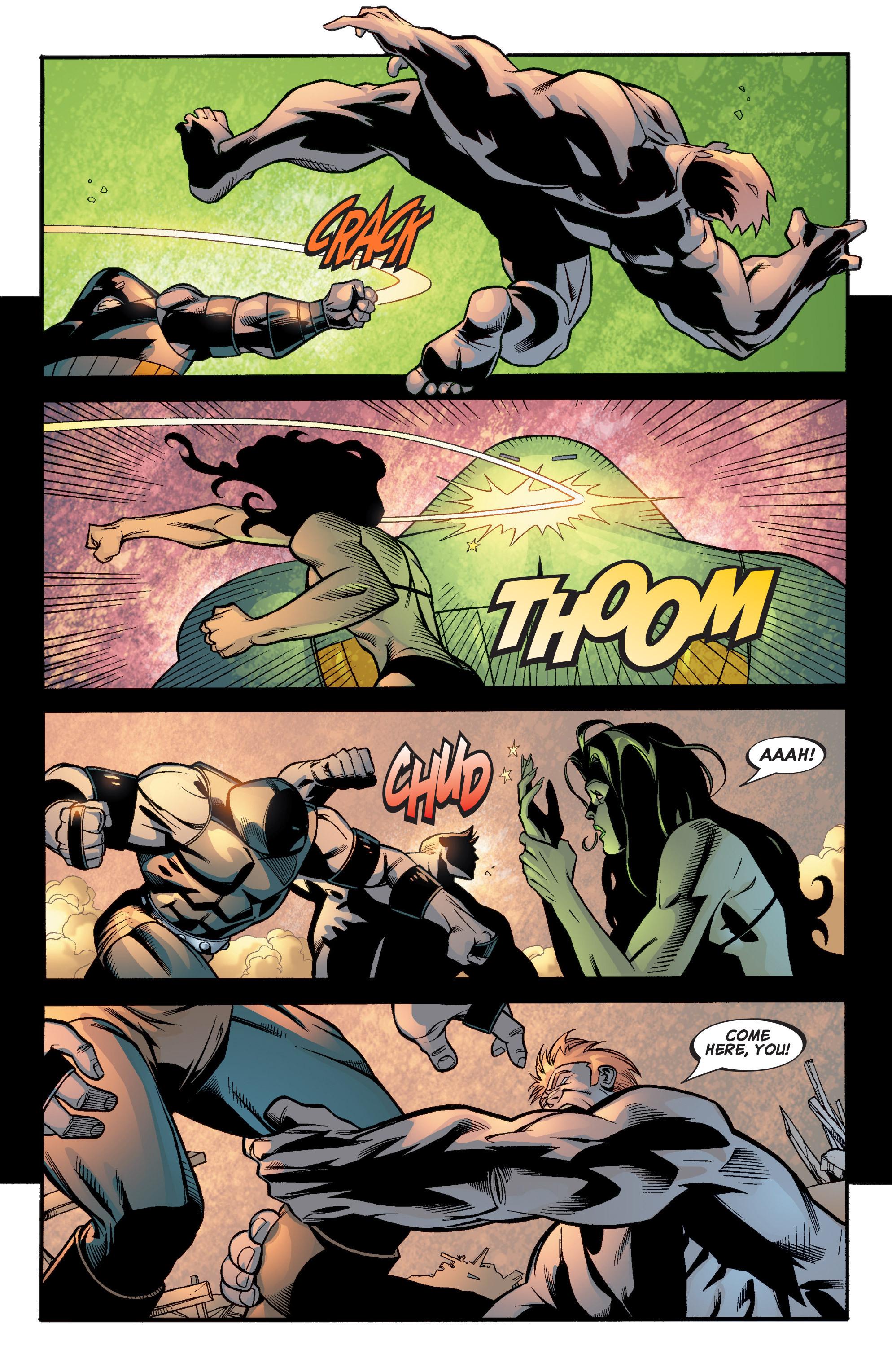 Read online Uncanny X-Men (1963) comic -  Issue #436 - 5