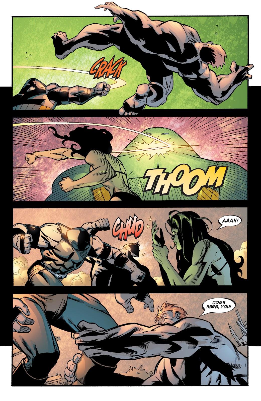 Uncanny X-Men (1963) issue 436 - Page 5