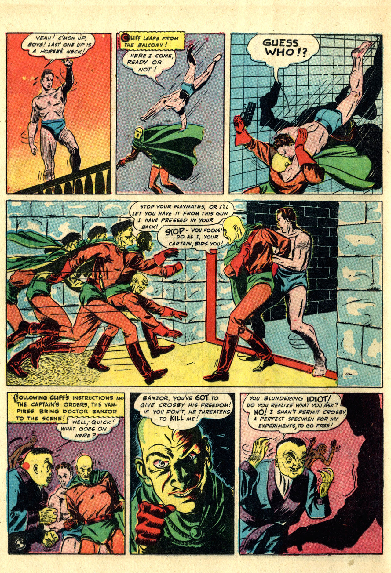 Read online Detective Comics (1937) comic -  Issue #44 - 56
