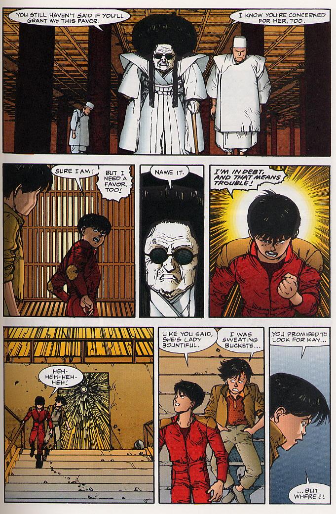 Read online Akira comic -  Issue #25 - 22