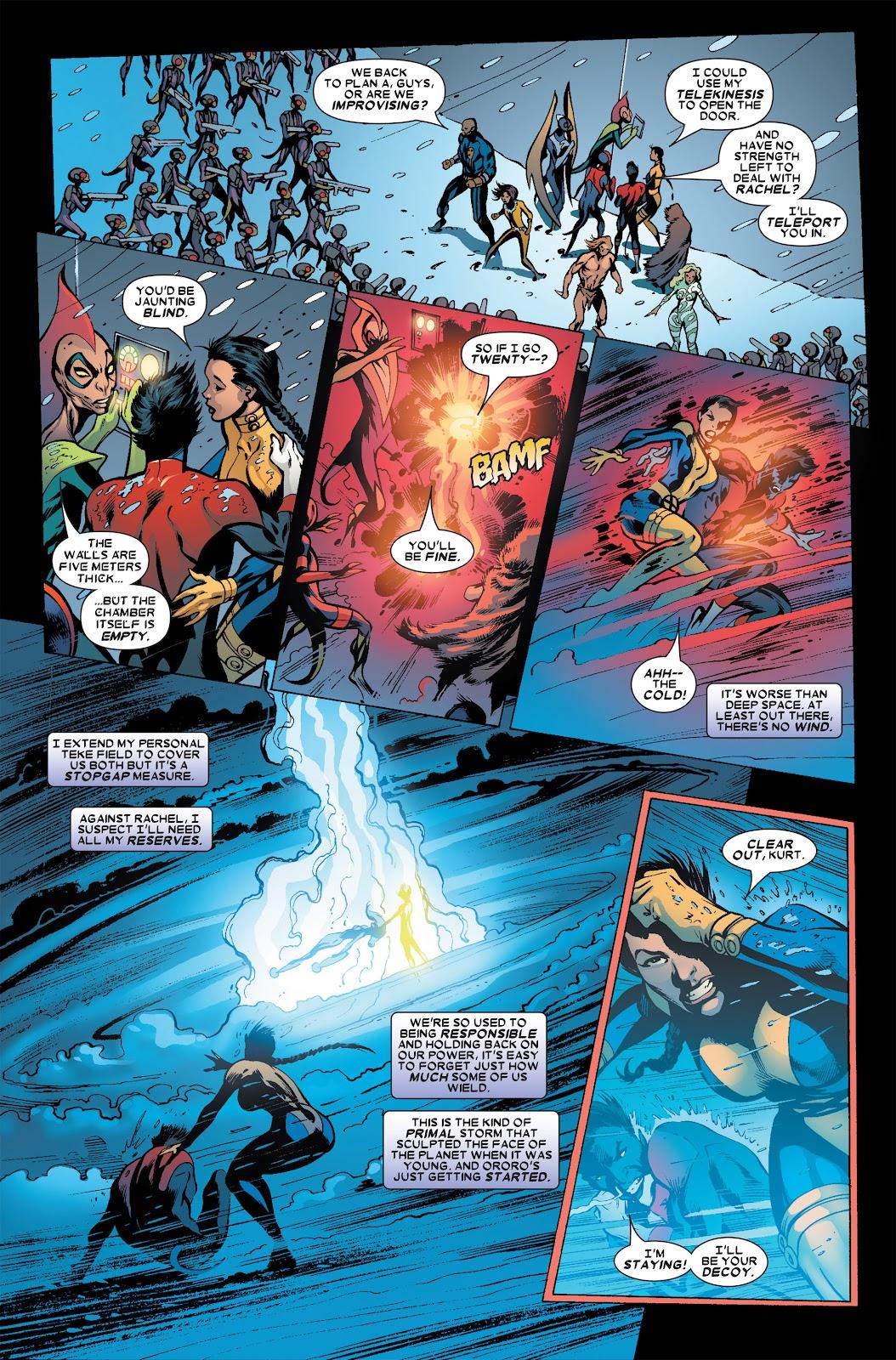 Uncanny X-Men (1963) issue 459 - Page 15