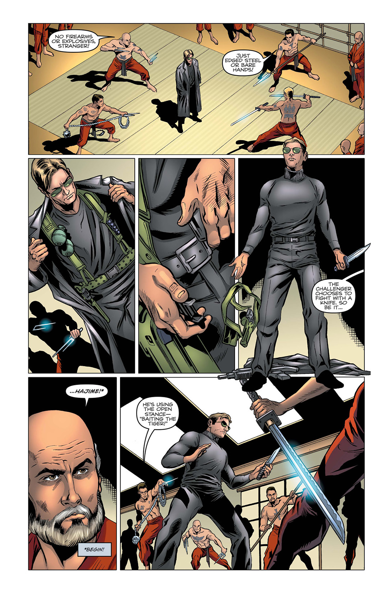 G.I. Joe: A Real American Hero 169 Page 20