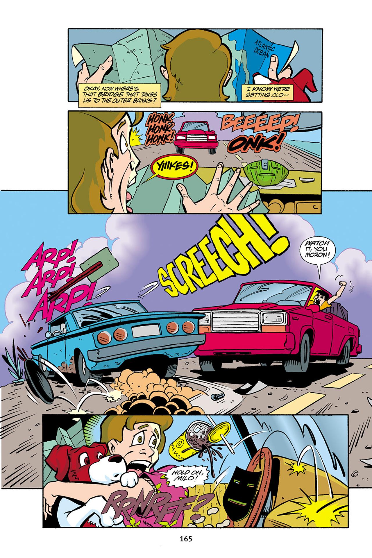 Read online Adventures Of The Mask Omnibus comic -  Issue #Adventures Of The Mask Omnibus Full - 164