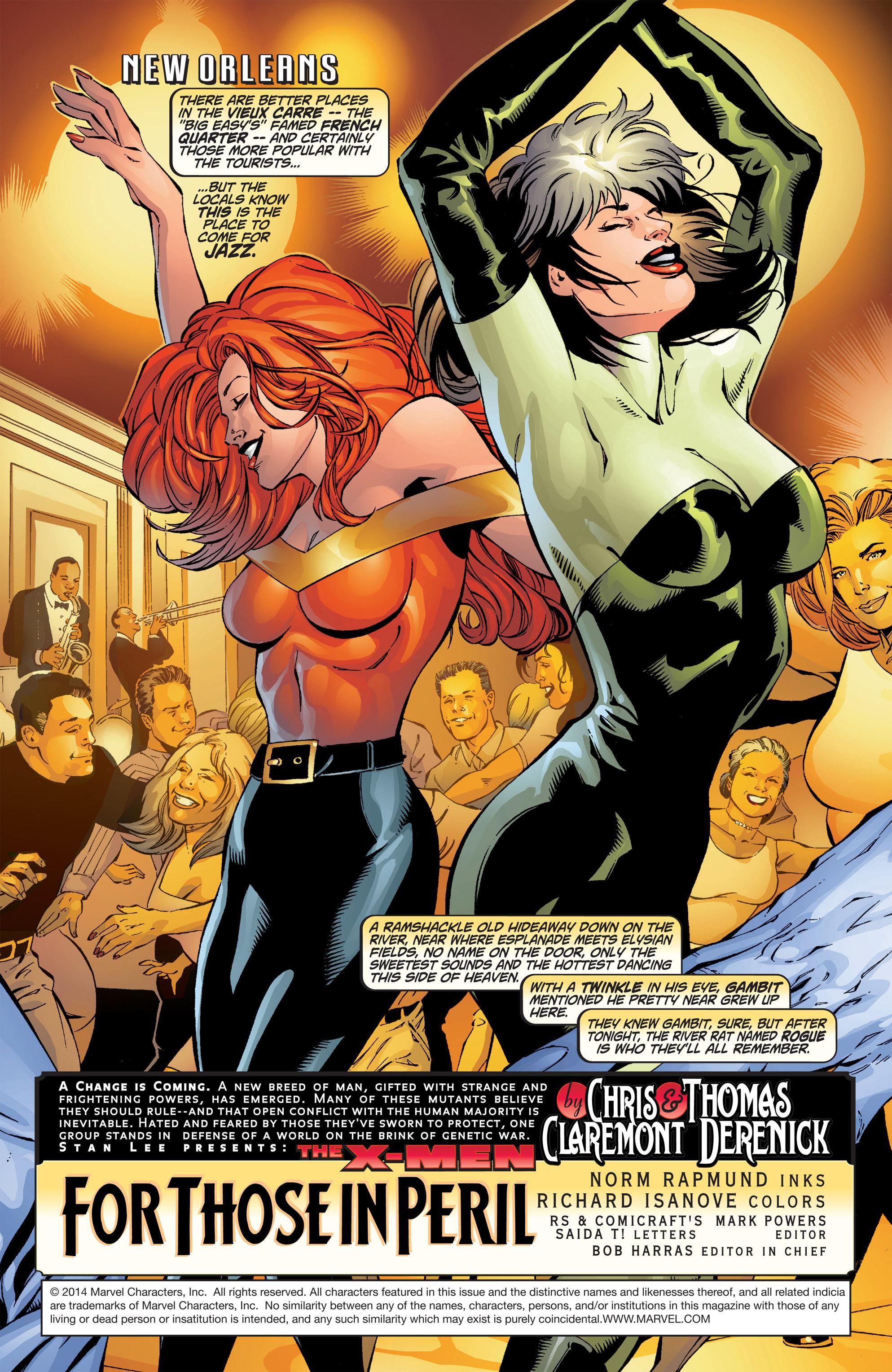 Read online Uncanny X-Men (1963) comic -  Issue #386 - 2