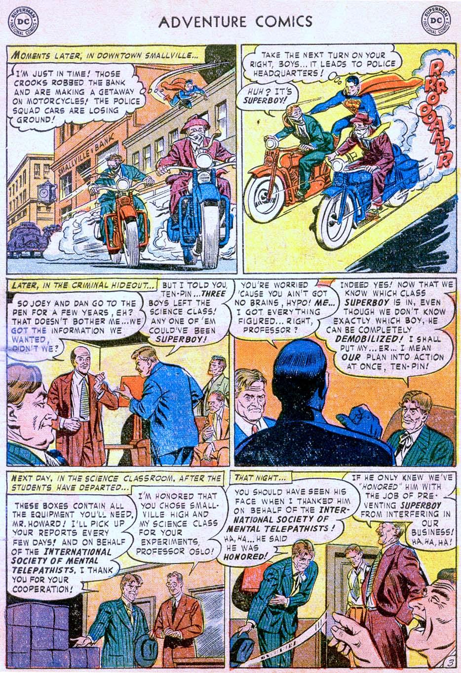 Read online Adventure Comics (1938) comic -  Issue #178 - 5