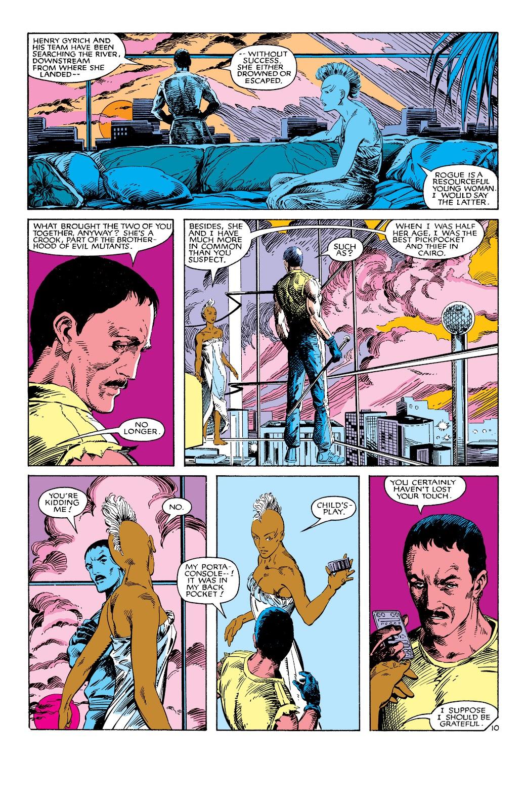 Uncanny X-Men (1963) issue 186 - Page 11