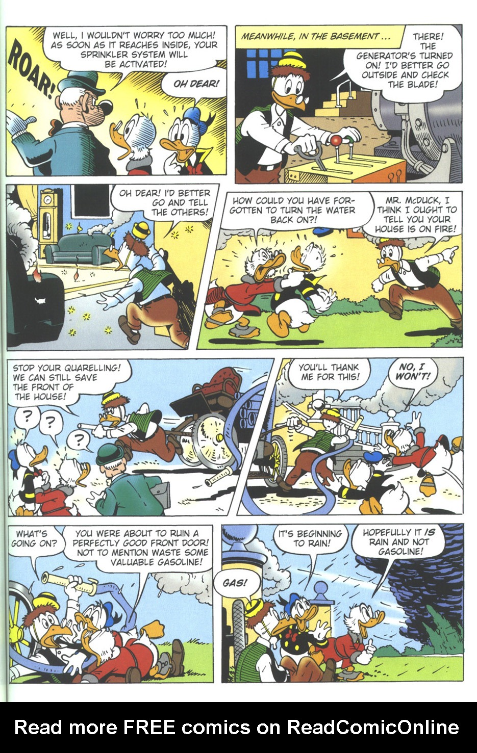 Read online Uncle Scrooge (1953) comic -  Issue #309 - 31