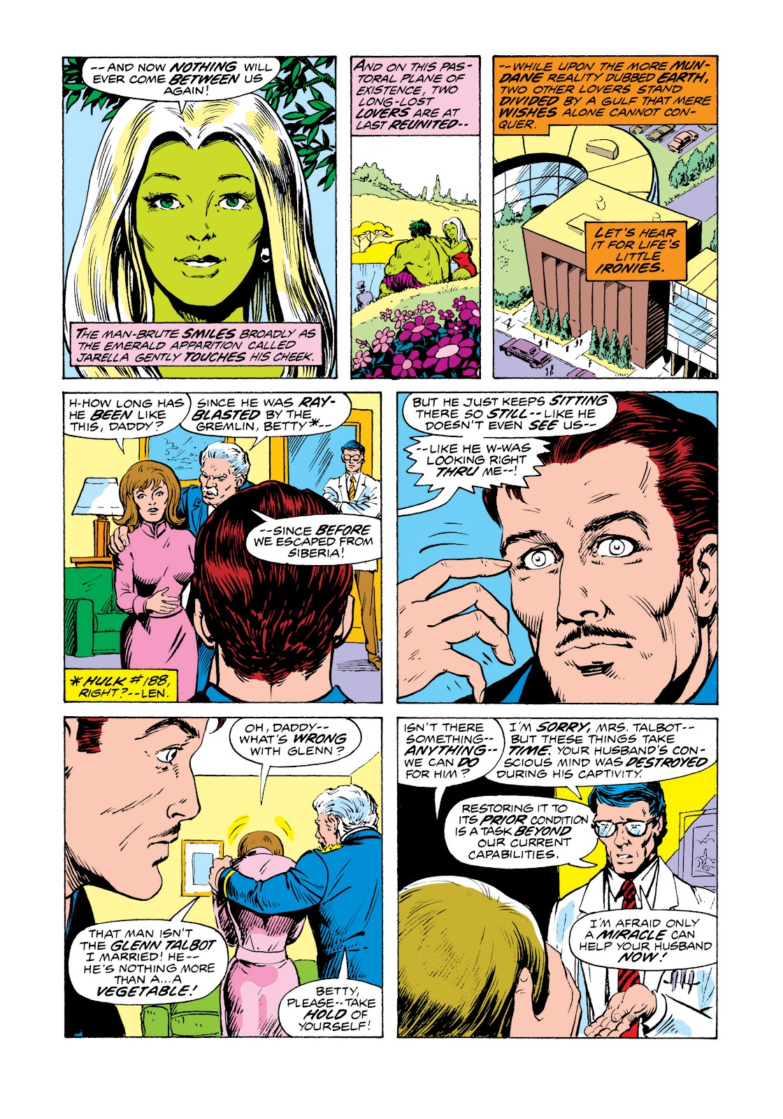 Read online Marvel Masterworks: The Incredible Hulk comic -  Issue # TPB 11 (Part 2) - 33