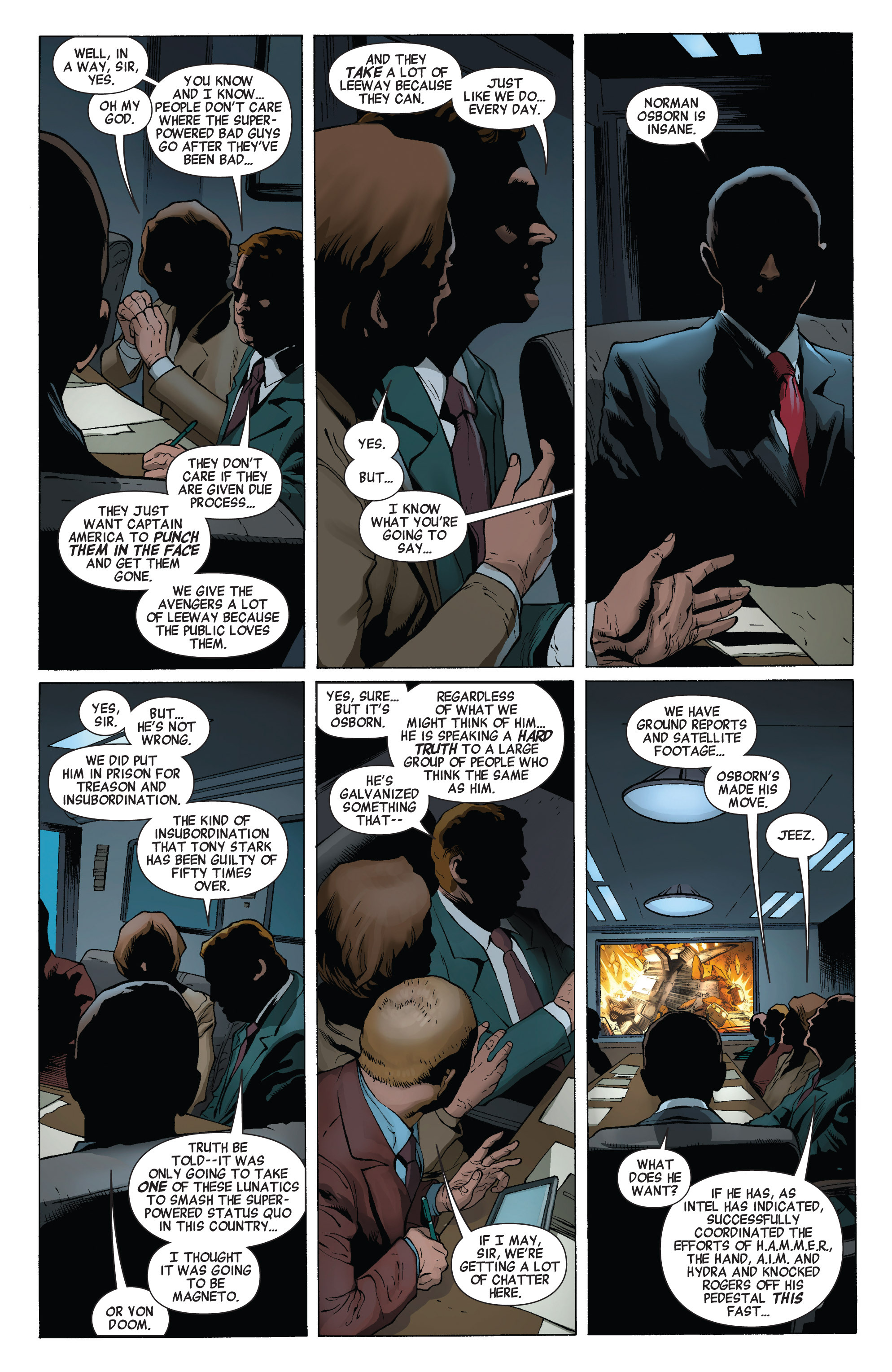 Read online Avengers (2010) comic -  Issue #22 - 4