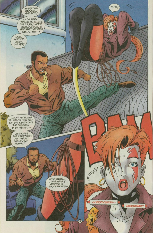 Read online Siren comic -  Issue #1 - 16