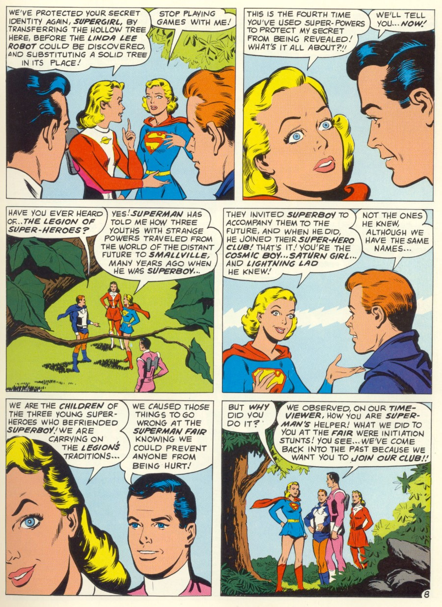 Read online Adventure Comics (1938) comic -  Issue #492 - 42