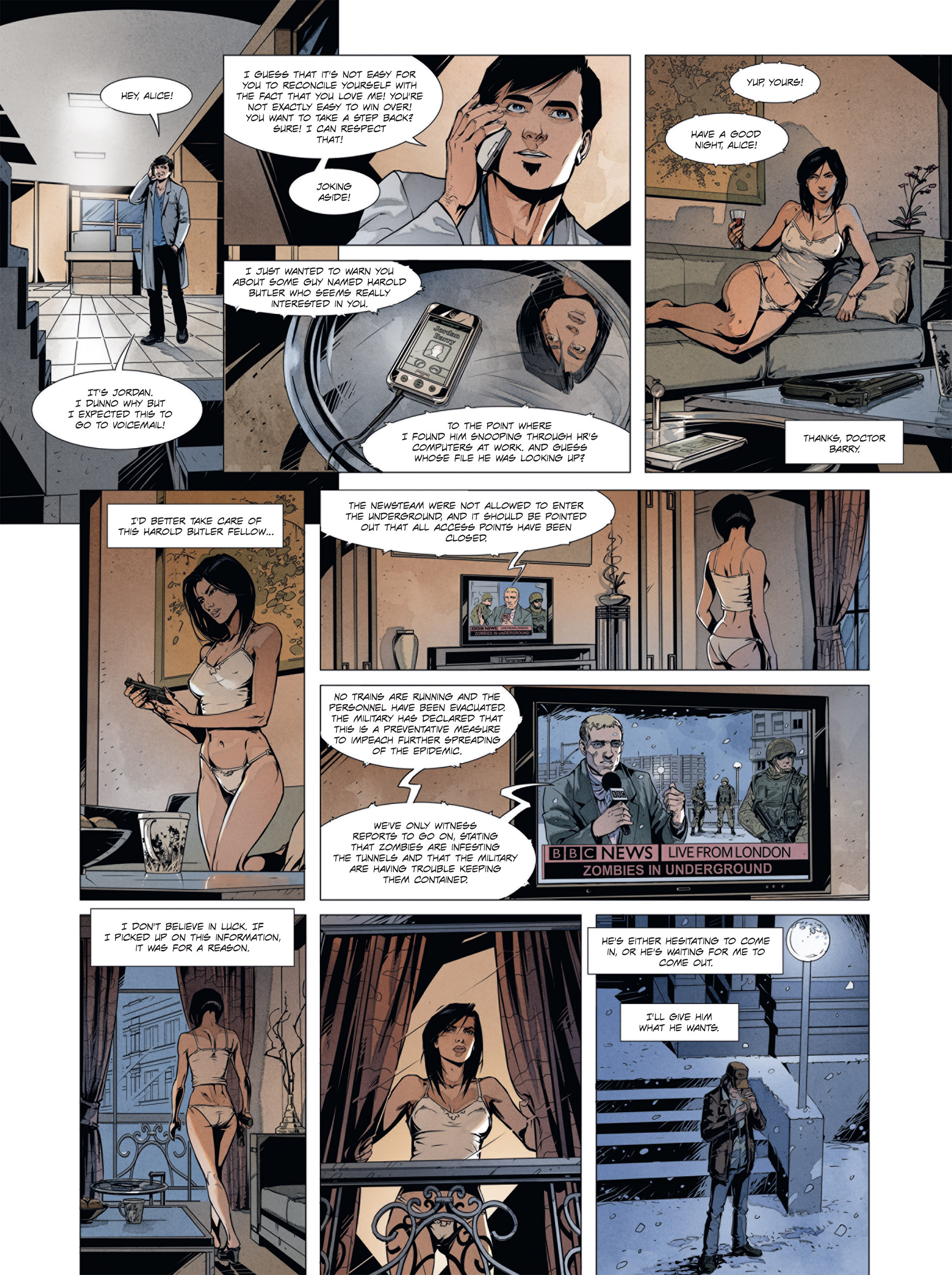Read online Alice Matheson comic -  Issue #2.2 - 17