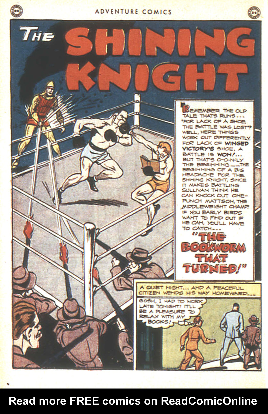 Read online Adventure Comics (1938) comic -  Issue #92 - 18