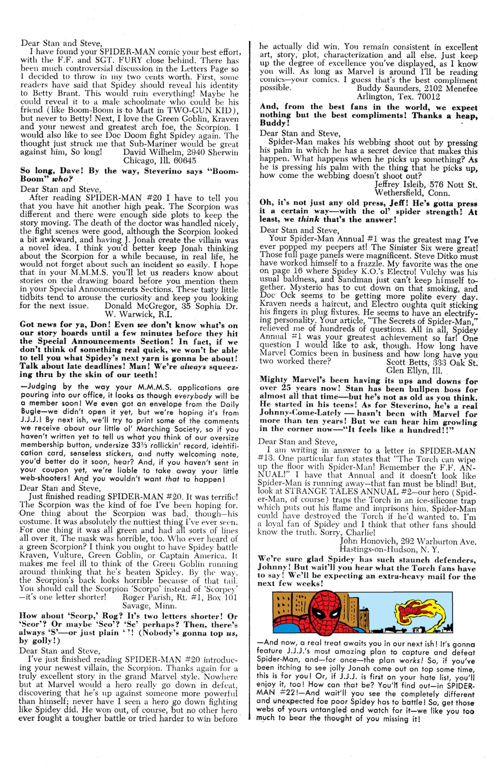 The Amazing Spider-Man (1963) 24 Page 22