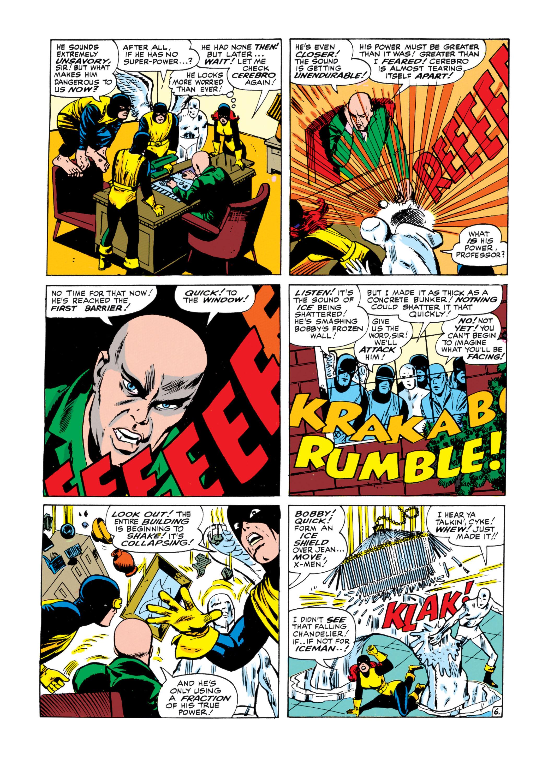 Uncanny X-Men (1963) 12 Page 6